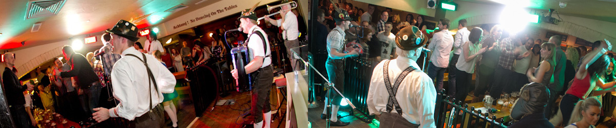 For Bavarian bands Midlands, contact the Bierkeller Schunklers German Oompah Bavarian Band, servicing Birmingham, Worcestershire, Warwickshire, Staffordshire, Shropshire and the Midlands!